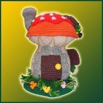 Groovy Pumpkin: Amigurumi - Some Cute Examples from Etsy