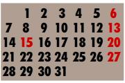 magia adivinar fecha