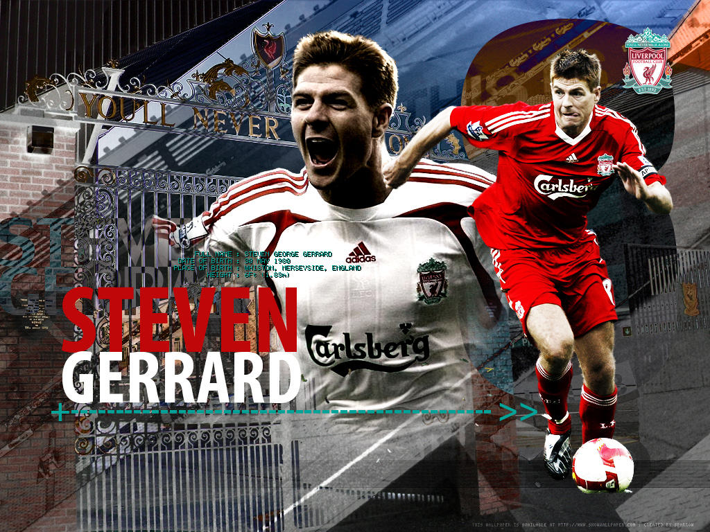 Steven Gerrard - Gallery Colection