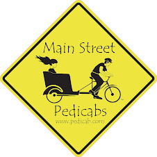 Main Street Pedicabs