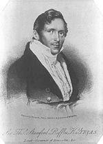 Thomas Stamford Raffles, Tokoh Biologi, Ilmuwan Biologi
