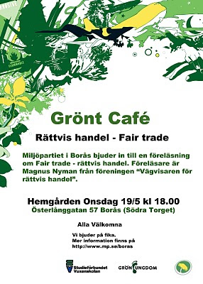 Grönt Café - Fair Trade