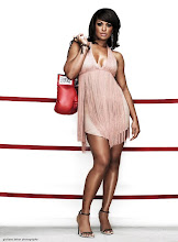 Laila Ali- My Favorite Female Boxer and Inspiration