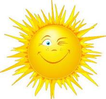 Hoy, el sol...