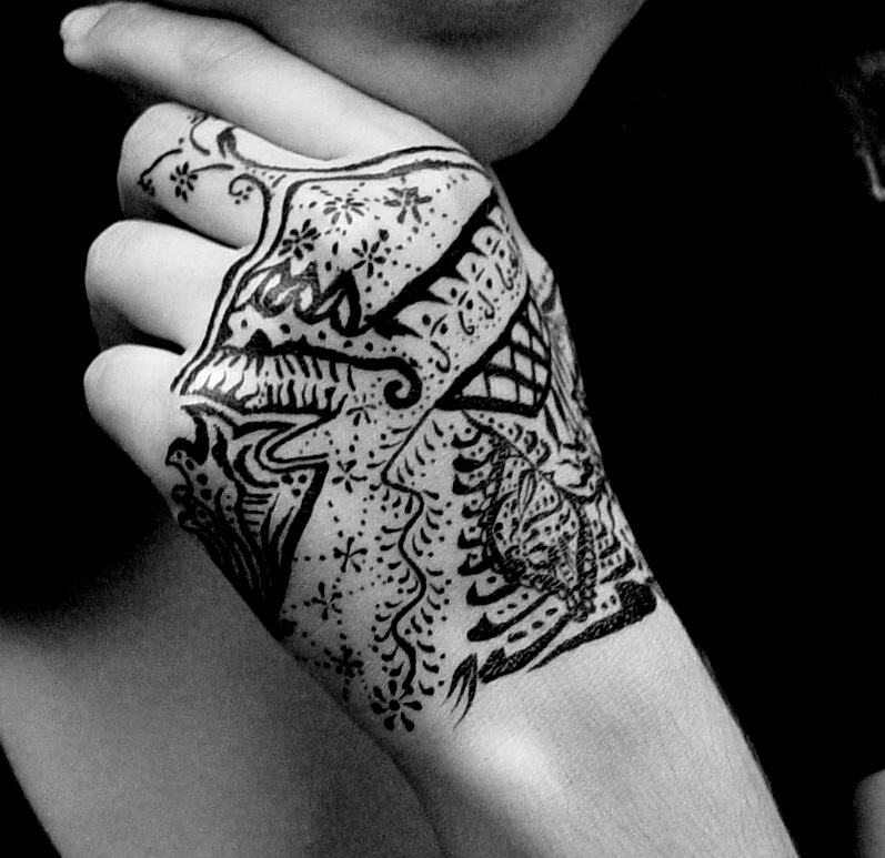indian tattoos. Indian tattoos are very