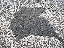 Huelva empedrada