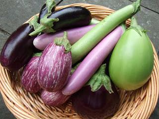 Ben's Produce Eggplants