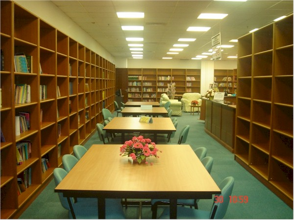 PAUHtoon: Perpustakaan