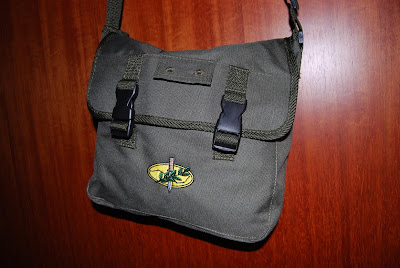 Army Bags Singapore Army Green Sling Bag