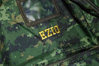 877cf3ae0ca Name Embroidery on Backpack