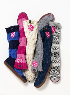 Style Lish Grl Teen Trend Spotter Warm Amp Fuzzy Slippers