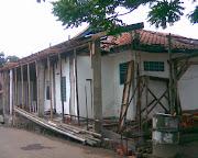 Renovasi pembangunan