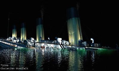 curisidades pelicula titanic