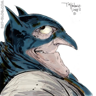 funny batman. Funny BATMAN Drawing By Todd