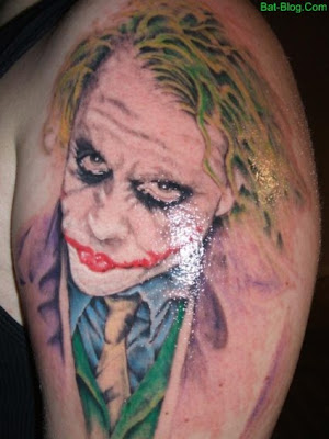 gangster clown tattoos. Tattoo Joker