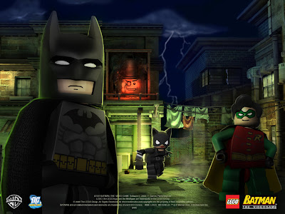 lego batman wallpaper. LEGO BATMAN: The Video