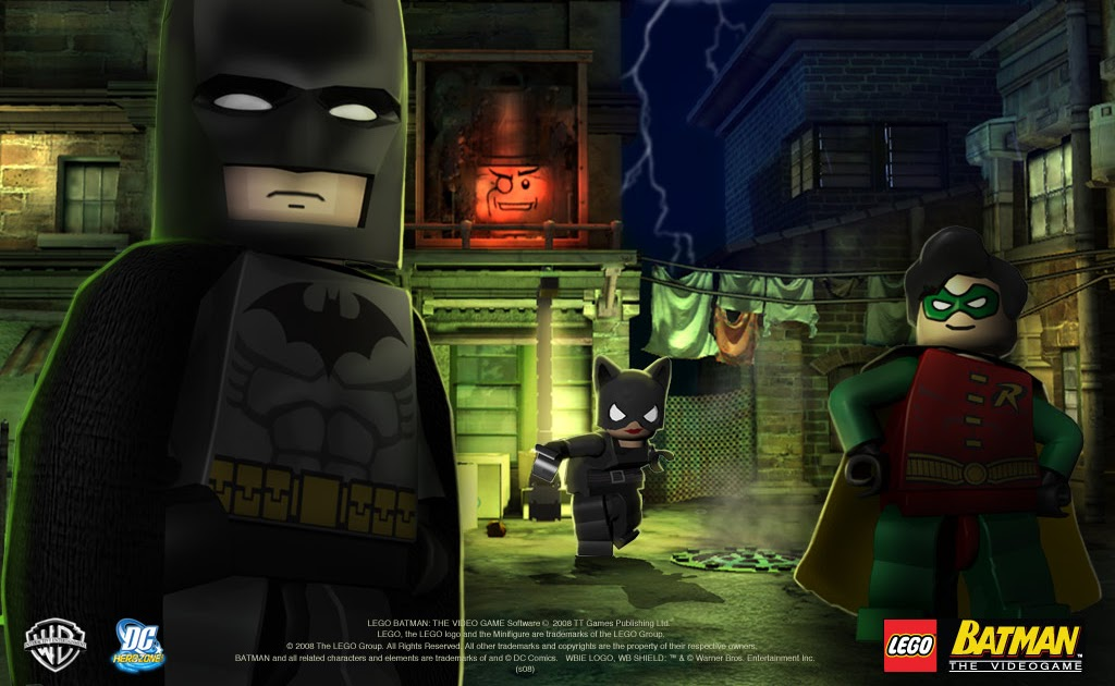 Cheats oficial passo a passo do jogo lego batman the for Codigos de lego batman