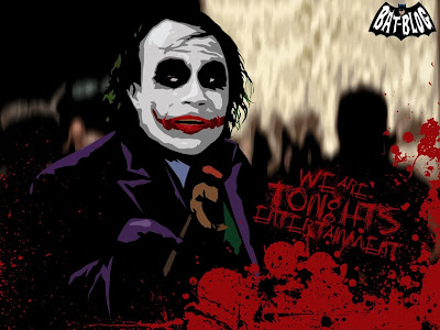 desktop movie wallpapers. JOKER From THE DARK KNIGHT Movie DESKTOP WALLPAPERS : Wacky Wallpaper