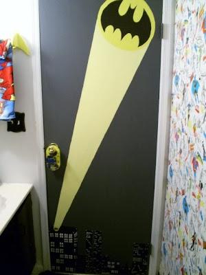 Bat blog batman toys and collectibles the batman for Batman bathroom ideas