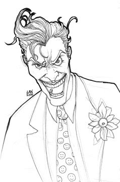 coloring pages batman villains - photo#20
