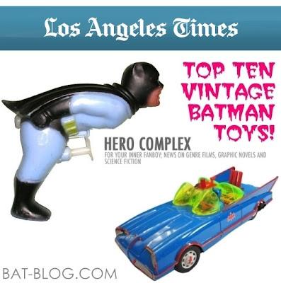 top ten  batman