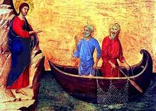 O encontro do Senhor com Pedro e André