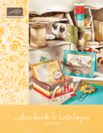 Current Stampin' Up Idea Book and Catalogue