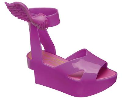 vivienne westwood shoes wings. MELISSA Vivienne Westwood