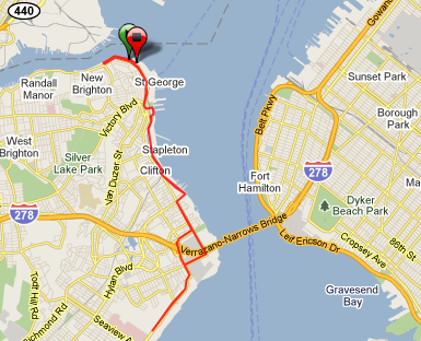 Staten Island Boat Race