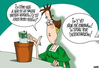 Brotes verdes en la economía