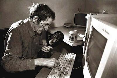 Informático a los 70