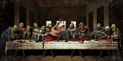 La última cena - Zombi