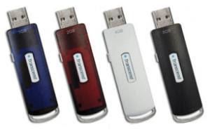 Lápices o memorias USB