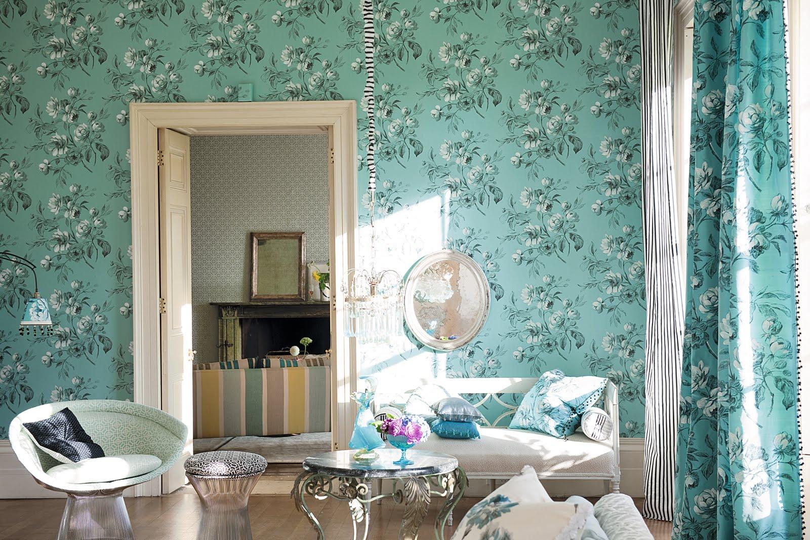 Jamie Hempsall Interior Design Spring Trends For Fabrics Wallcoverings