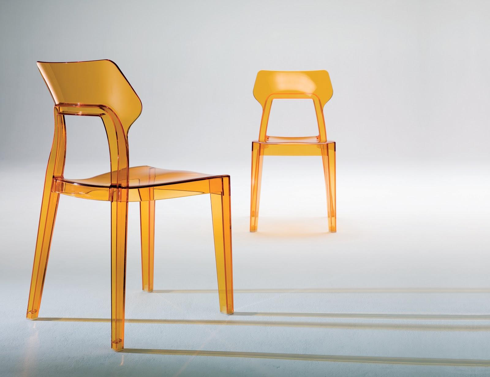 Orange dining chairs -  Dining Chair Orange Wednesday 3 November