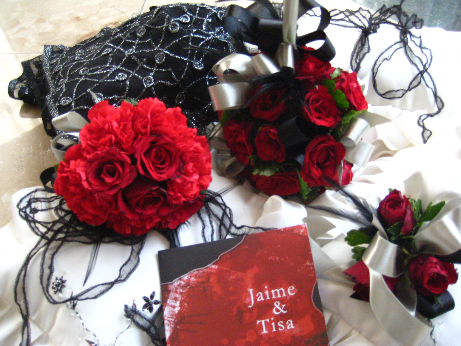 Celebrations Event Specialists Gothic Themed Wedding
