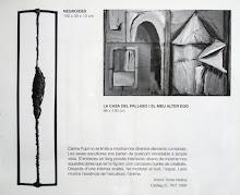 CARME PUJOL & JULIO GATO. LES BERNARDES, 2003