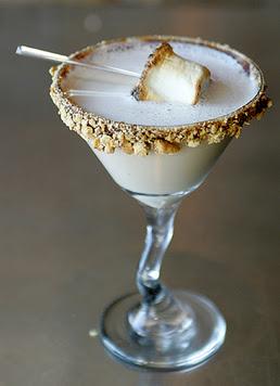 S'Mores Martini...