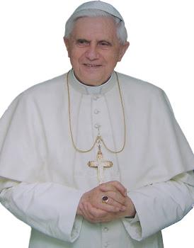 Sua Santidade o Papa Bento XVI.
