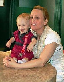 American Mom in Salzburg