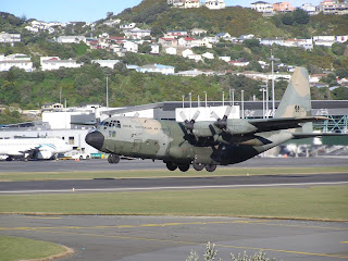 RAAF C130 Hercules