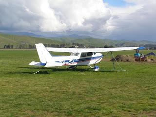 Cessna 172N, ZK-JCI