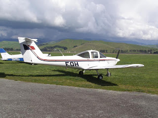 Marlborough Aero Club, Piper PA38-112 Tomahawk, ZK-EQH