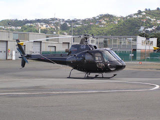 Skyline Aviation, Aerospatiale AS 350BA, ZK-HGB