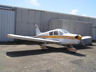Piper PA28-140, ZK-DGI