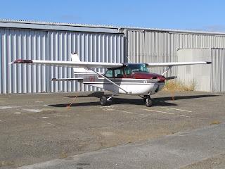 Taupo Air Services, Cessna C172M, ZK-DHU