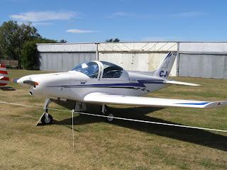 Alpi Aviation Pioneer 300, ZK-CJN