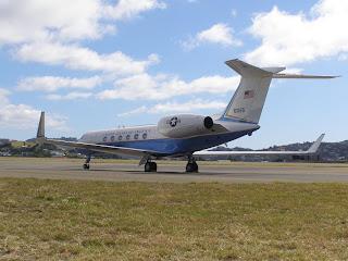 USAF C37A / Gulfstream V