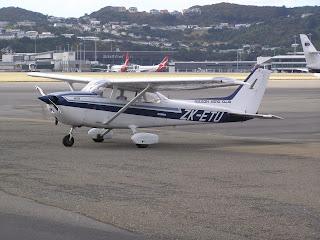 Cessna 172P, ZK-ETU, Nelson Aero Club
