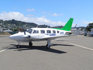 Piper PA-31, ZK-WHW, Air2There.com